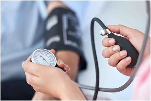 Increase Low Blood Pressure Naturally